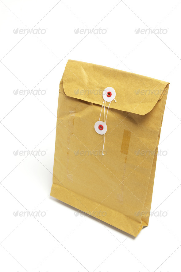 Document Envelope - Stock Photo - Images