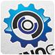 Techno Gear Logo Template