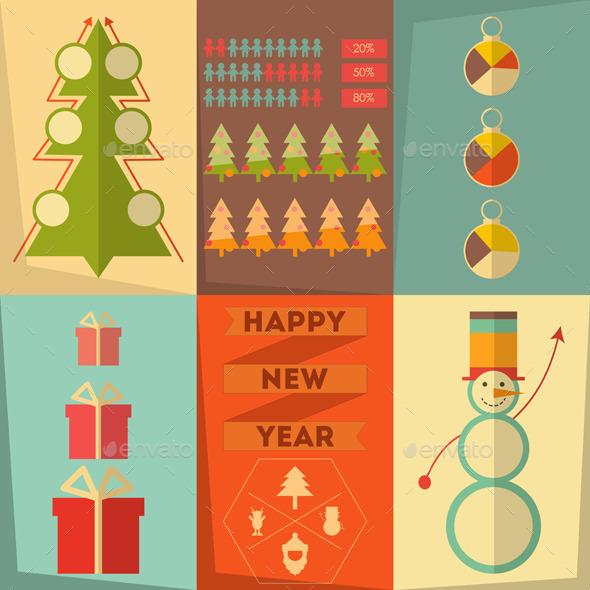 Christmas Infographic - Christmas Seasons/Holidays