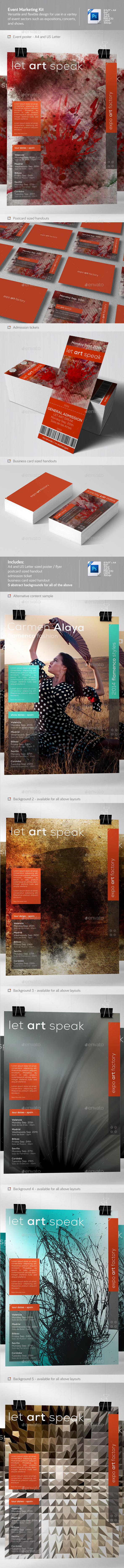 Event Flyer and Marketing Kit - Events Flyers