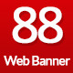 Web Banner Ads Bundle - GraphicRiver Item for Sale