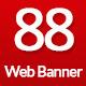 Web Banner Ads Bundle - GraphicRiver Item for Sale
