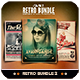 The Retro Bundle Vol.2  - GraphicRiver Item for Sale