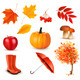 Autumn Themed Elements