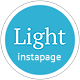 Light - Business Instapage Landing Page Template - ThemeForest Item for Sale