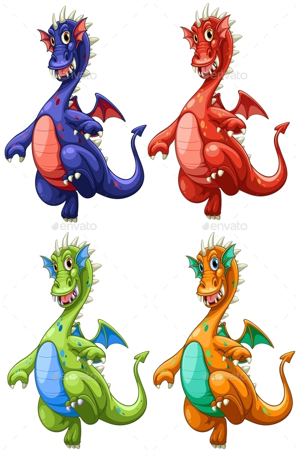 Dragon - Animals Characters