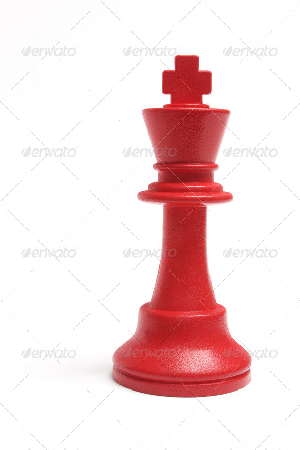 King Chess - Stock Photo - Images
