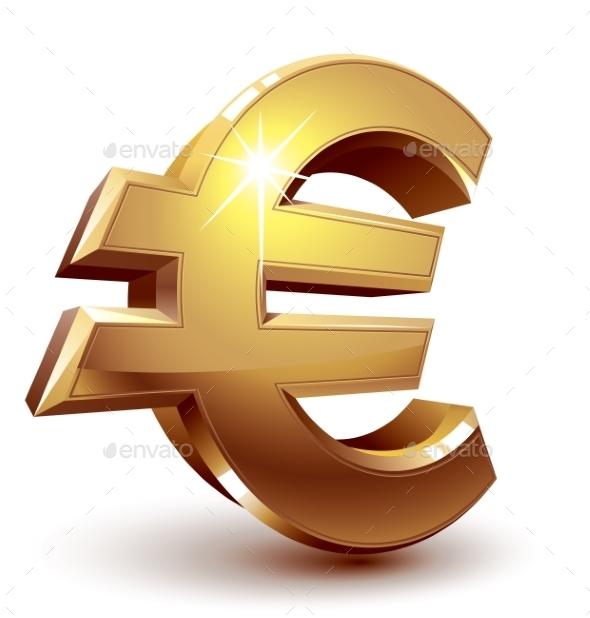 Euro Sign - Business Conceptual