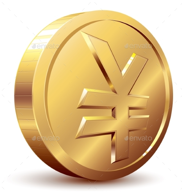 Yen Coin - Business Conceptual