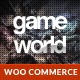 WooCommerce Game Theme - GameWorld Nulled