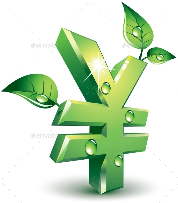 Flourishing Yen - Business Conceptual
