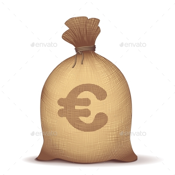Money Bag - Business Conceptual