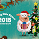Christmas Story Of A Lamb - GraphicRiver Item for Sale