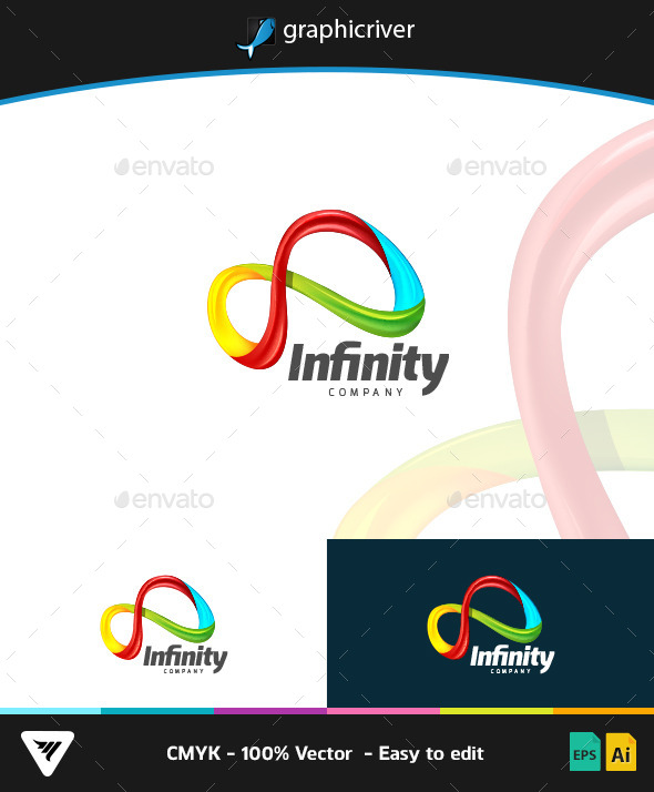 Logo Infinity - Logo Templates