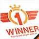 Winner Number 1 Logo