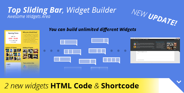 Top Sliding Bar - CodeCanyon Item for Sale