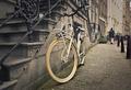 An old bike - PhotoDune Item for Sale