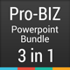 Pro-BIZ Powerpoint Bundle - GraphicRiver Item for Sale
