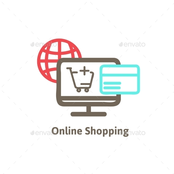 Shopping Online Concept - Retail Commercial / Shopping