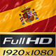 Spanish Flags - VideoHive Item for Sale