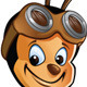 Bee Cartoon Character - GraphicRiver Item for Sale