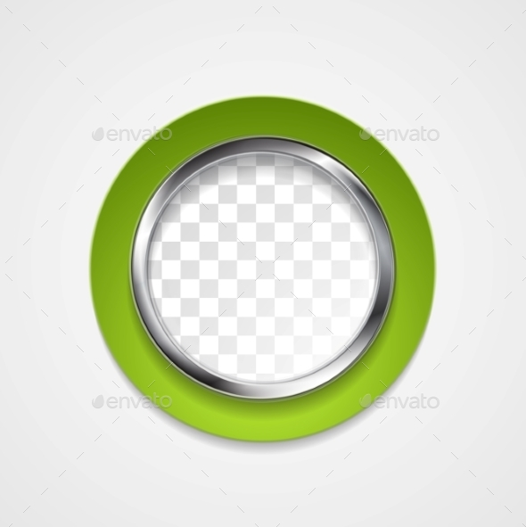 Corporate Metal Circle for Web Design - Backgrounds Decorative