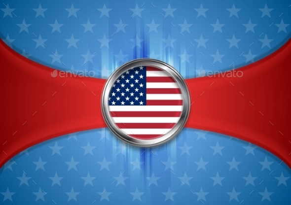 USA background. Labor Day. Independence Day - Backgrounds Decorative