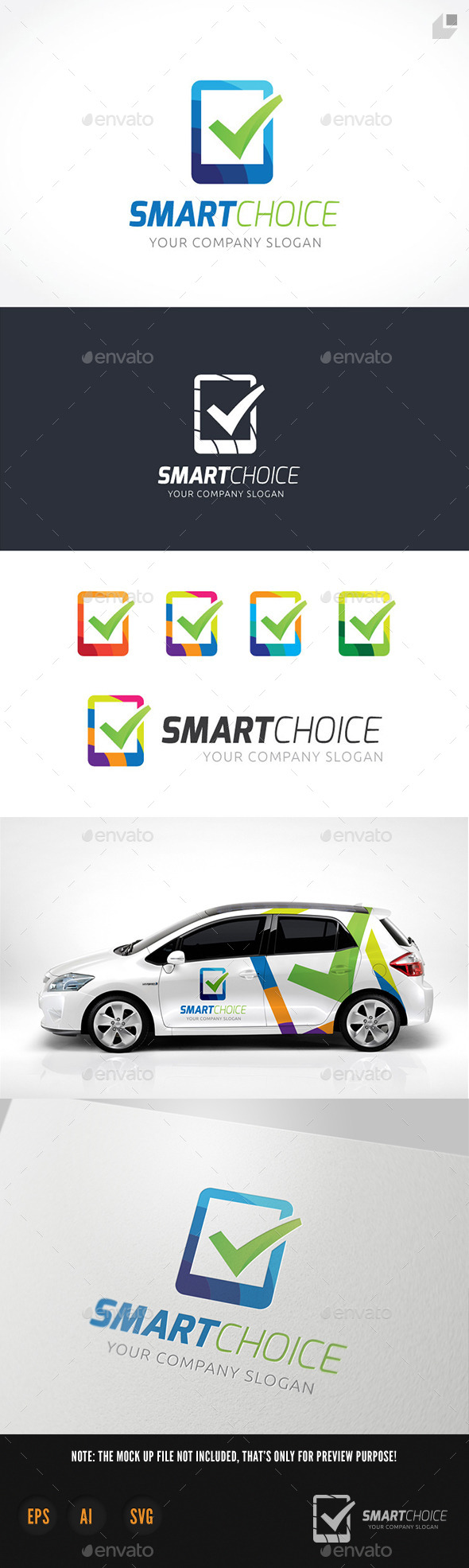 Smart Choice - Objects Logo Templates