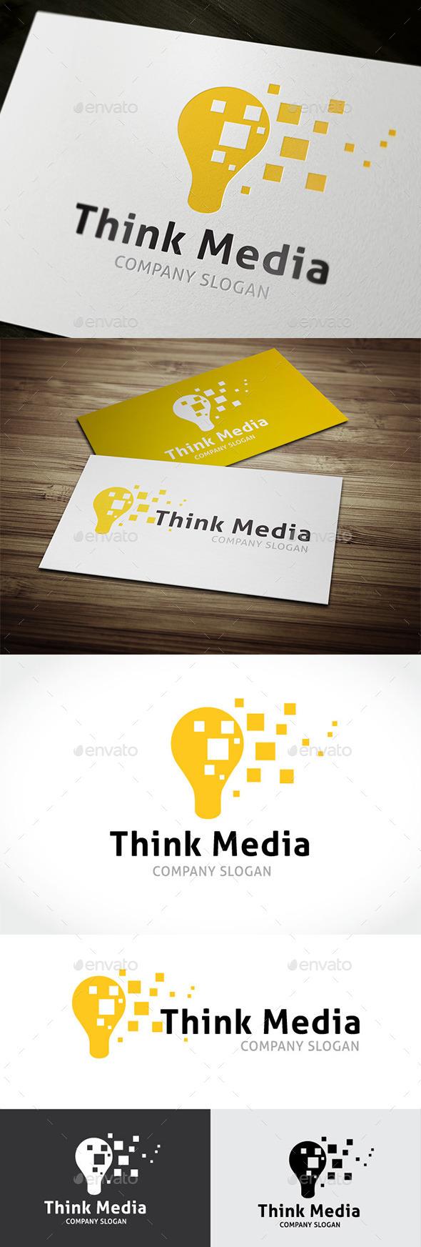 Think Media - Objects Logo Templates
