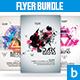 Party Flyer Bundle Vol.4 - GraphicRiver Item for Sale