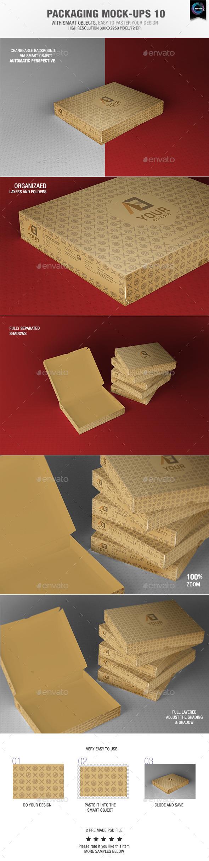 Packaging Mock-ups 10 - Packaging Product Mock-Ups