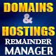 Domains & Hostings Manager Remainder v1.5 - CodeCanyon Item for Sale
