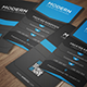 Modern Business Card Template No.2 - GraphicRiver Item for Sale