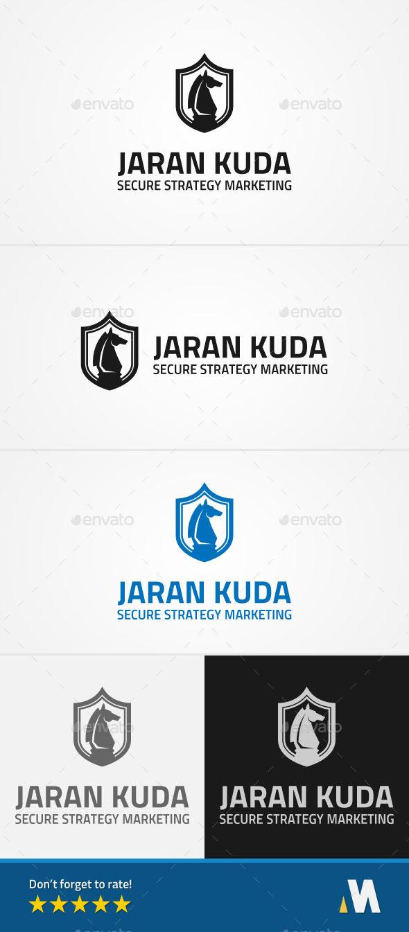 Secure Strategy - Symbols Logo Templates