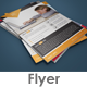 Simple Corporate Flyer - GraphicRiver Item for Sale