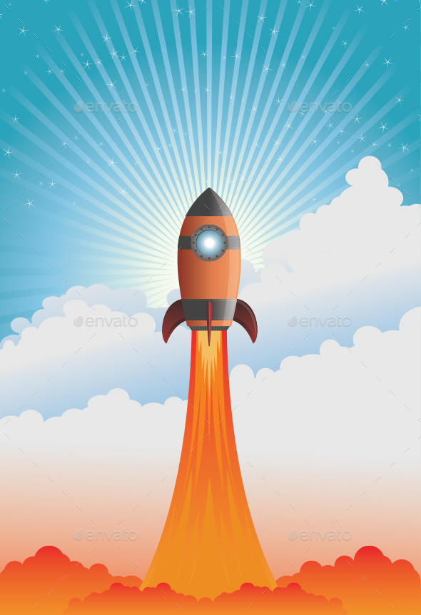 Rocket - Conceptual Vectors