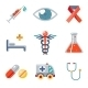 Health and Medical Icons Set  - GraphicRiver Item for Sale
