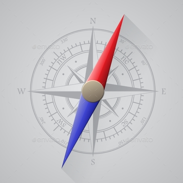 Compass - Decorative Symbols Decorative