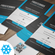 Modern Business Card Template No. 3 - GraphicRiver Item for Sale