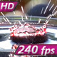 Falling Drops of Red Wine - VideoHive Item for Sale