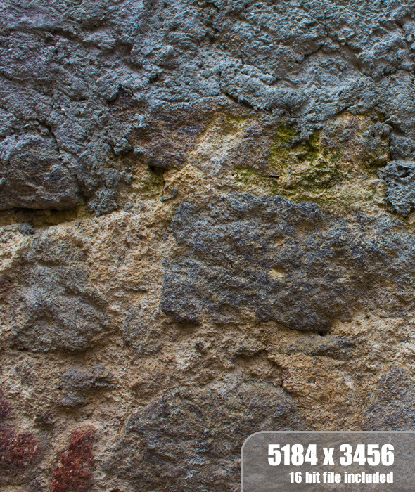 Weathered Concrete Stone - Stone Textures