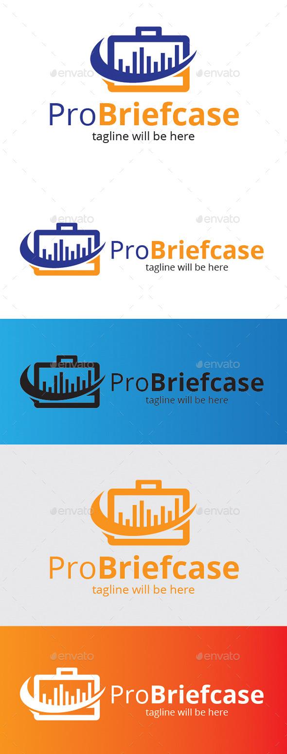 Pro Briefcase - Logo Templates