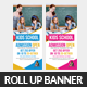 Multipurpose Rollup Banners Bundle