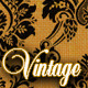 Colorful Vintage Wallpaper - GraphicRiver Item for Sale