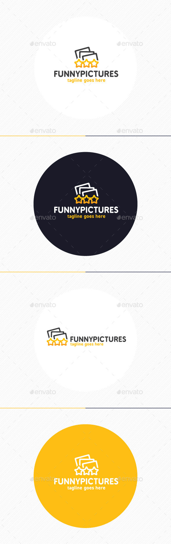 Funny Pictures Logo - Symbols Logo Templates