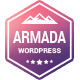 Armada — Multifunction Photography WordPress Theme Nulled