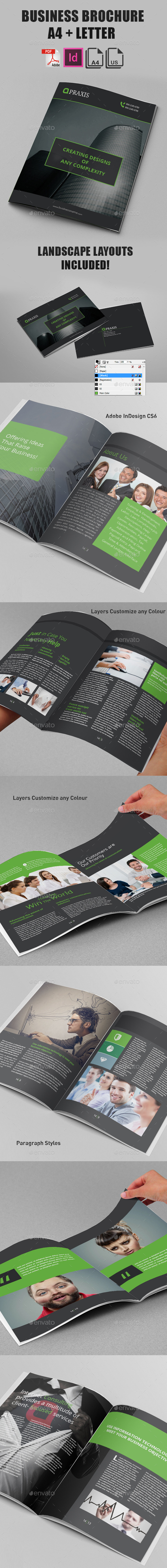 Corporate Business Brochure 14 pages - Corporate Brochures