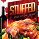 Stuffed Thanksgiving Feast Flyer
