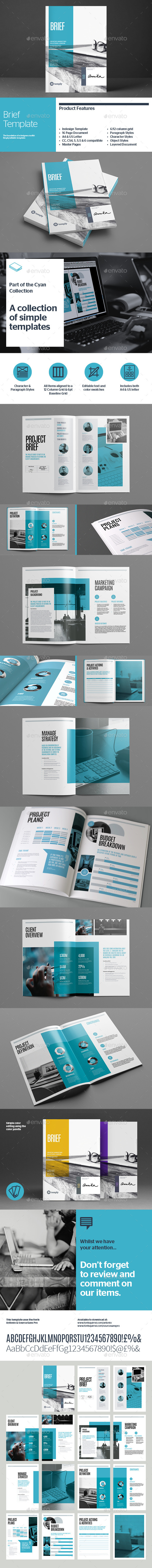 Brief - Informational Brochures