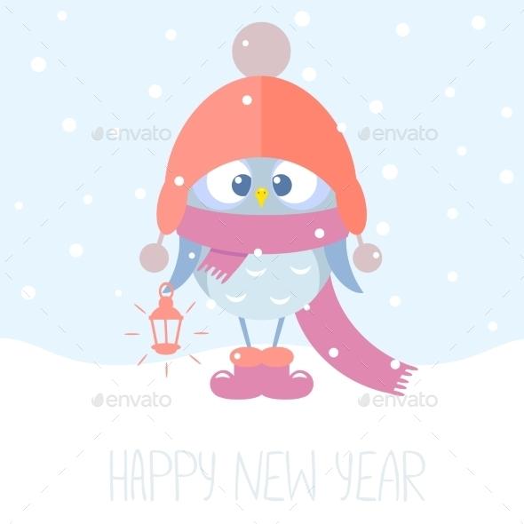 Owlet Winter - Christmas Seasons/Holidays